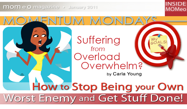 Suffering From Overload Overwhelm How To Stop Being Your