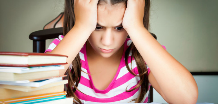 School Stress - How to Help Your Child Manage Stressful Times