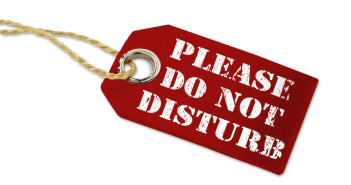 Do Not Disturb - How to Silence Your iPhone During Your Off Hours
