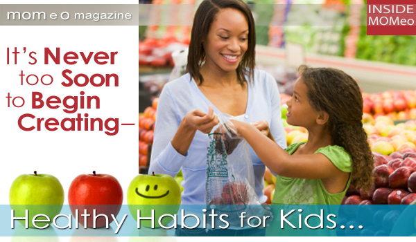 Raising Healthy Eaters: Why It Starts With Teaching Kids to Cook by @TheresaAlbert