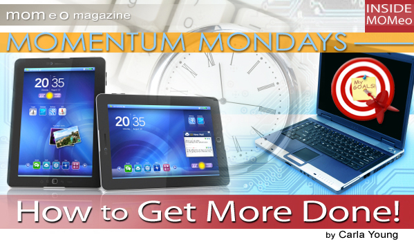 MOMentum-Monday-be-a-task-master-take-control-of-your-time-without-being-a-slave-to-your-schedule-banner