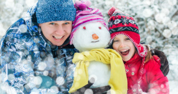 Fit Family Fun - Stay Active This Winter Indoors and Outdoors