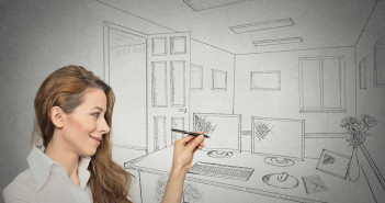Working From Home - How to Create a Home Office Work Space