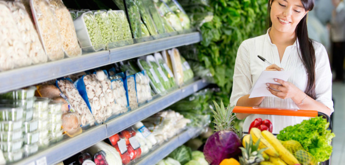 Healthy Eating - Time to Spring Clean Your Grocery List