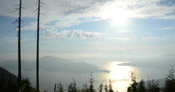 Howe Sound Trail - Bowen Lookout