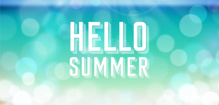 Summer Momentum: Slowing Down Into Summer Mode