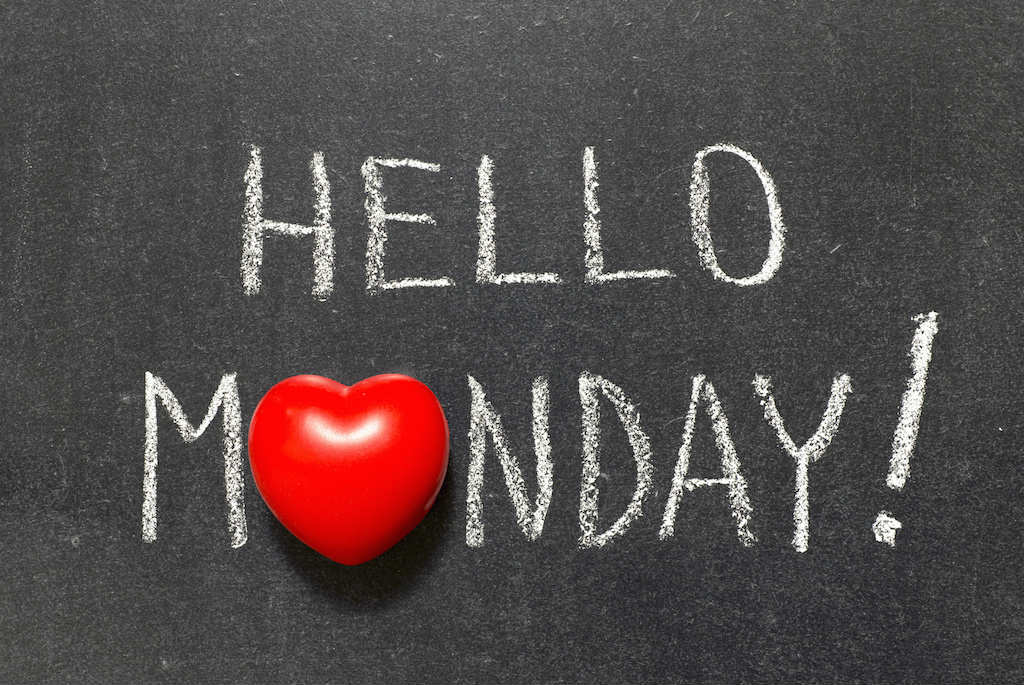 why monday matters how to use monday to set the tone for