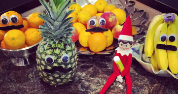 From the Easy to the Extraordinary: 32 Elf on the Shelf Ideas Complete With Photos and Instructions via http://momeomagazine.com