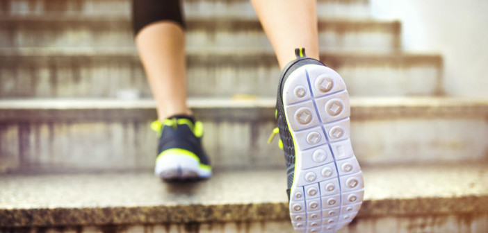 No Equipment, No Excuse: Get in Shape With This Step Workout