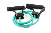 Working With Weights: How to Strengthen and Tone With Elastic Tubing by @DPEverybodyFit via http://momeomagazine.com