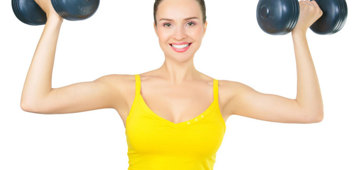 Working With Weights: How to Work Your Biceps With Heavy Weights by @DPEverybodyFit