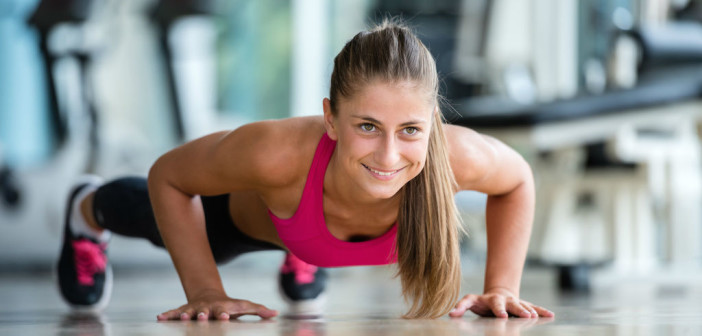 3-In-1 Workouts: A 3 Part Combination to Work Your Chest, Legs and Core by @DPEverybodyFit
