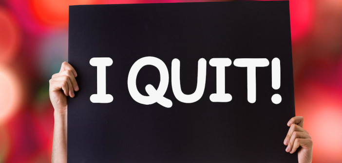 That's It...I QUIT! 8 Things That Aren't Worth Your Time or Energy via http://momeomagazine.com