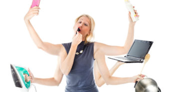 The Mom Brain Drain: How to Avoid Being Dragged Down by Invisible Work via http://momeomagazine.com